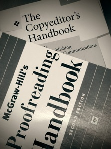 Proofreading Handbook, The Copyeditor's Handbook
